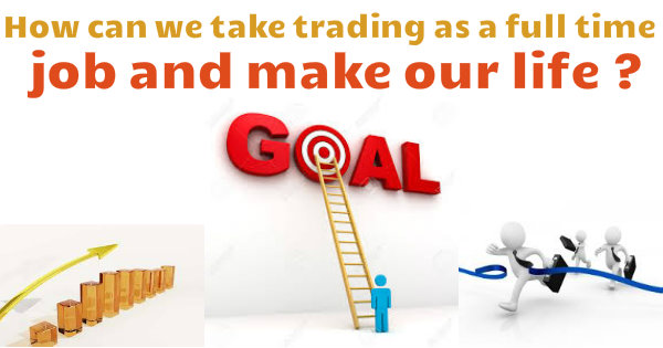 Can forex trading be a full time job